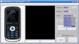 Sagem Unlocker Tool free download
