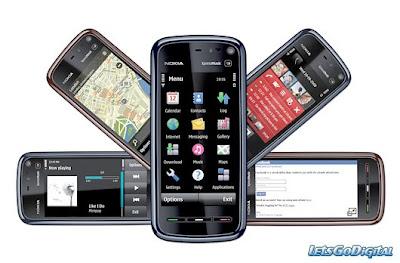 إصدارات فلاشة نوكيا 5800 RM-356 عربي Nokia-5800-xpressmusic
