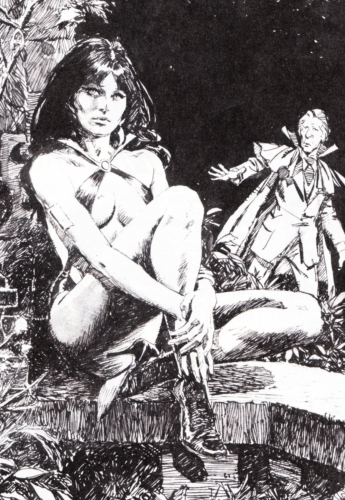 El arte del comic y la ilustración Vampirella_beauty