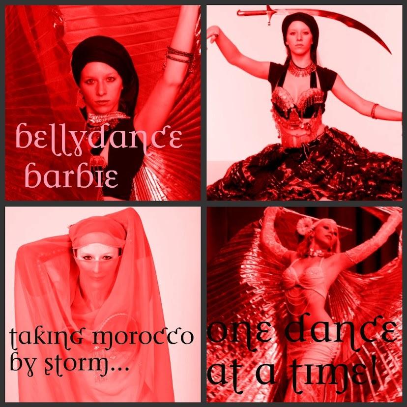 Bellydance Barbie