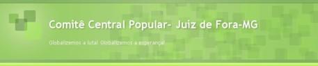 Comitê Central Popular - Juiz de Fora-MG