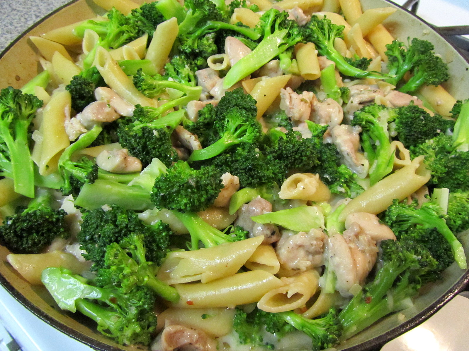 broccoli and feta pasta pasta with braised broccoli and tomato pasta ...
