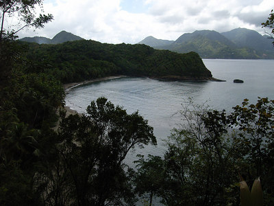 Batibou Bay, Dominica