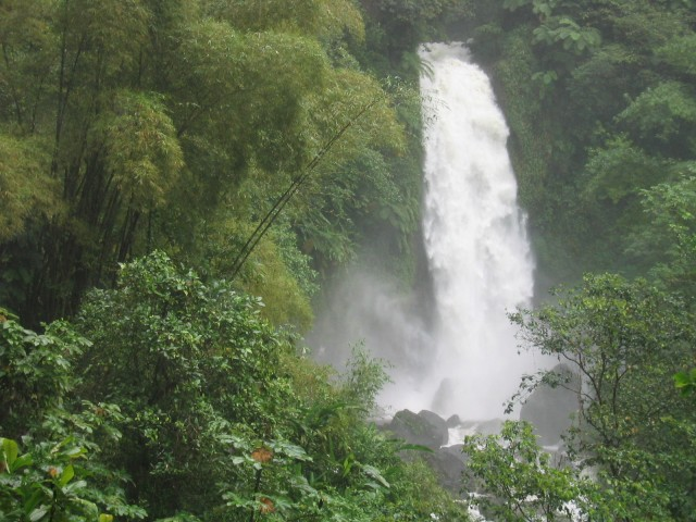 Trafalgar Falls (Mother), Dominica