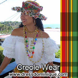Dominica Traditional Dress