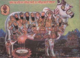 A Mystified Soul Distortion Of Sikh History Continues In