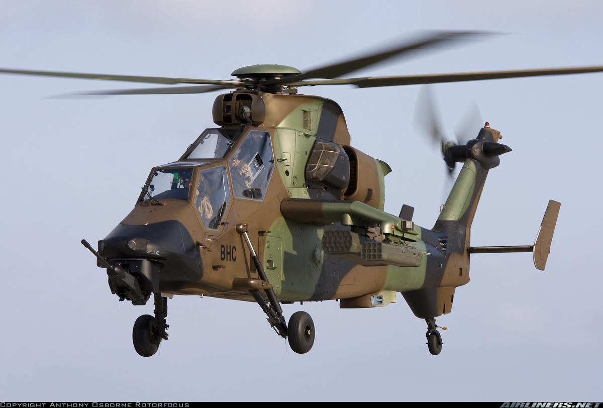Eurocopter tiger ( ec 665 )