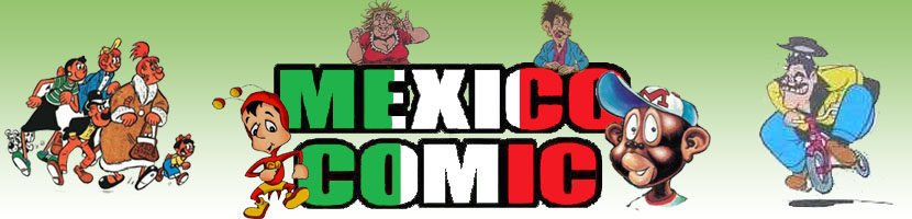 Mexico Comic Sonrisas