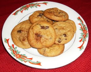 Simple Cookery: Mayan Chocolate Chunk Cookies