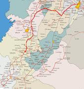 Mapas de Colombia mapa de colombia