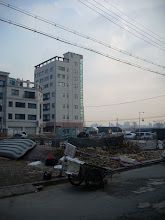 My neighborhood in Suwon