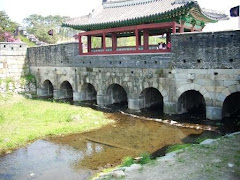 Water Ducts of Hwaesong Fortress