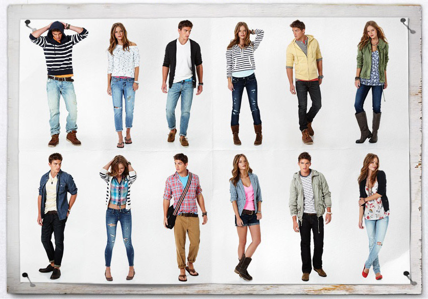 David Chiu 39 S Stuff American Eagle Outfitters 2011 Spring Looks