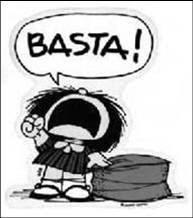 Mafalda tiene la posta