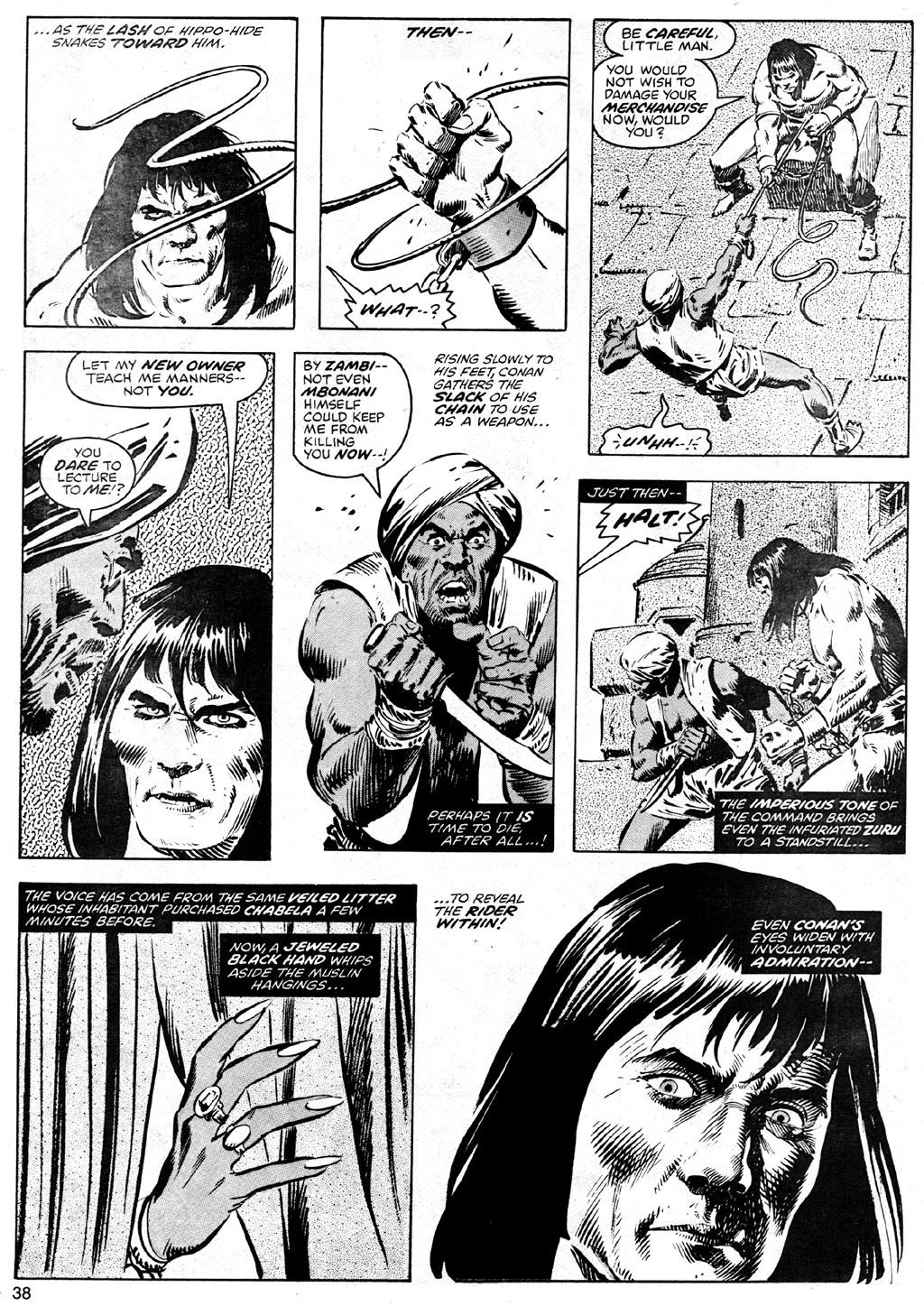 The Savage Sword Of Conan Issue #41 #42 - English 38