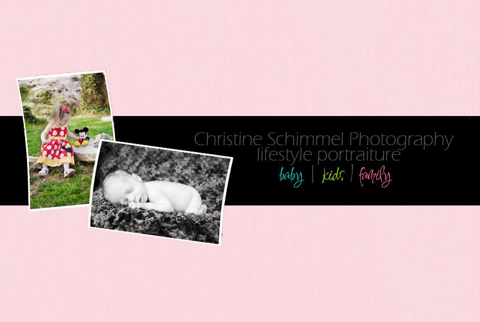 Christine Schimmel Photography- South New Jersey Newborn Baby  & children & Photographer