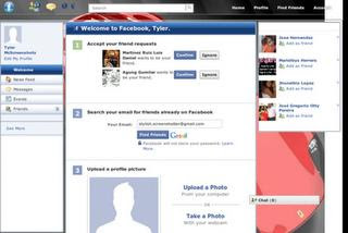 Alterar Facebook Tema
