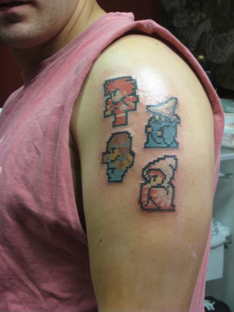 final fantasy 9 tattoo fantasy