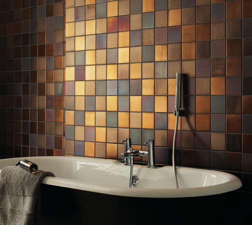 Fired earth tiles bright bazaar by will taylor for Fired earth bathroom ideas