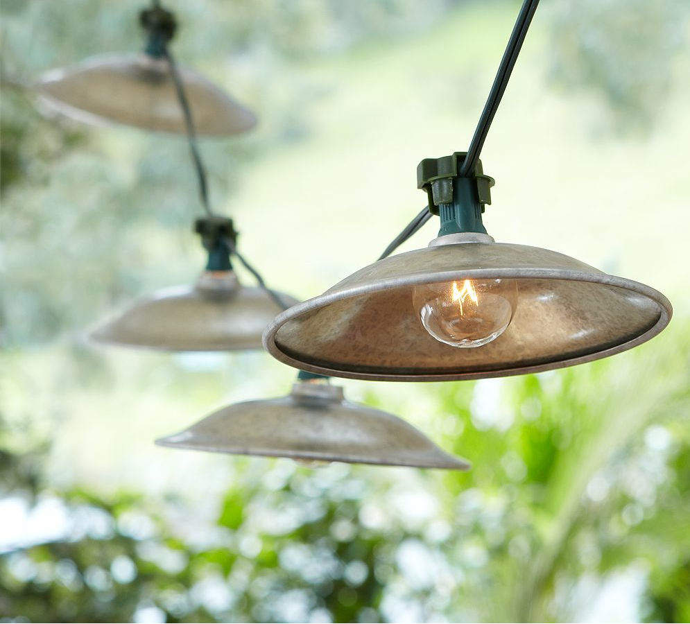 Pottery Barn Star String Lights : {Blog Love: 7 Year Wedding} - Bright Bazaar by Will Taylor