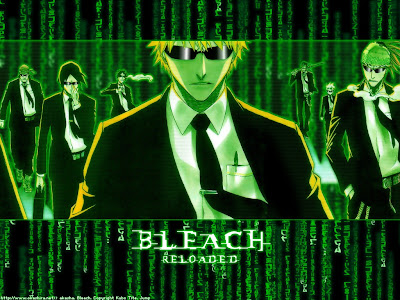 bleach wallpapers. leach reloaded wallpaper