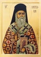 Viata sfântului Nectarie din Eghina, episcop de Pentapolis, dupa Sinaxarul Parintelui Macarie de la