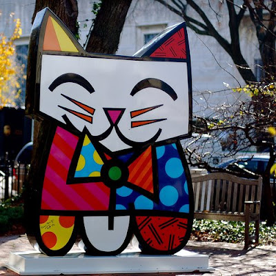 romero britto art. Pop art in Miami: Romero
