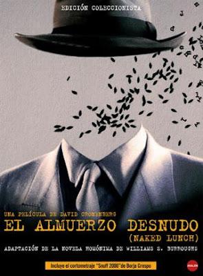 8adae50427609 EL ALMUERZO DESNUDO (William S. Burroughs)