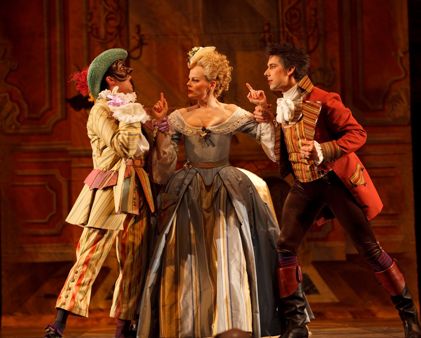 Fashion is My Muse: Opera Atelier and the Marriage of Figaro