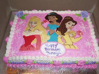 Barbie Princess Cake Design : SugarBakers Cake Design: Disney Barbie Princesses