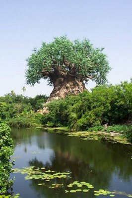 145-foot tall Tree of Life