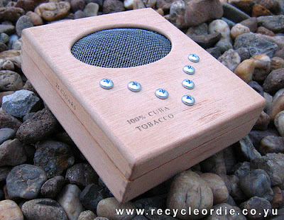Homebuilt CrackleBox