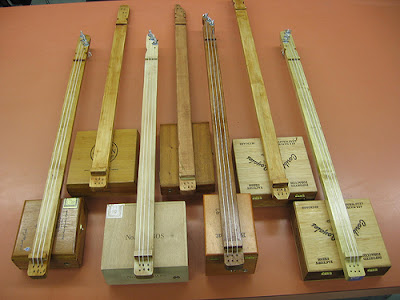 Cigar Box Guitar (5) 5