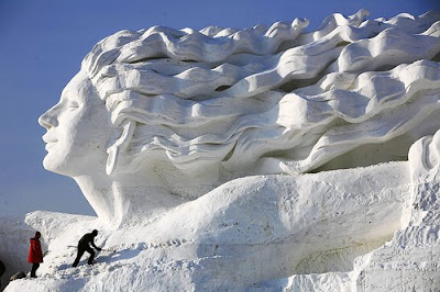 Most Creative Ice and Snow Sculptures 11