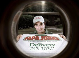 Peephole+Advertising+with+Papa+John 1