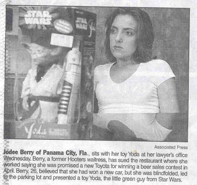 Interesting And Funny Newspaper Clippings (16) 6