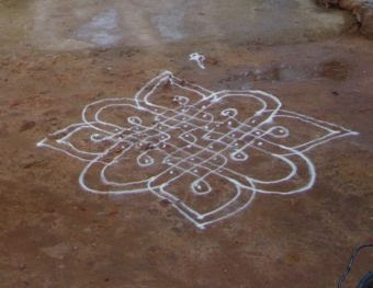 Colors Of India - Rangoli (23) 9