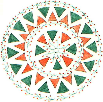 Colors Of India - Rangoli (23) 14