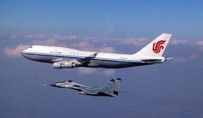 Presidential Plane