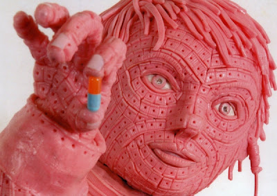 Bubblegum Sculptures  (6) 5