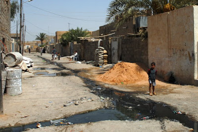 sewers of Ramadi