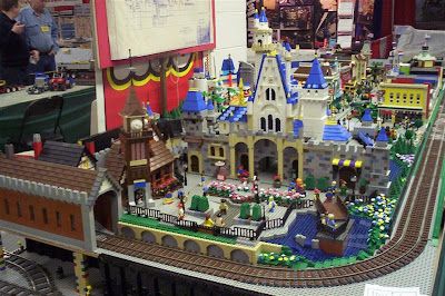 Lego Disney's Main Street (5) 5 