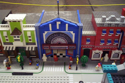 Lego Disney's Main Street (5) 4