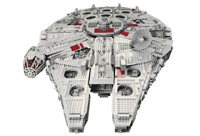 Lego Starwars Millennium Falcon (3) 2
