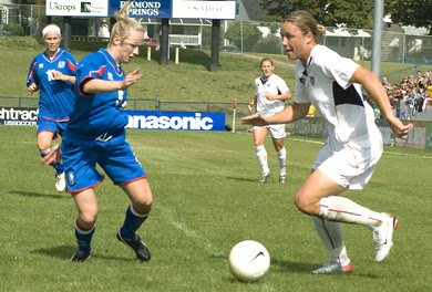 Iceland women's national football team 2