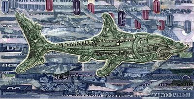Artwork using currency notes (9) 6