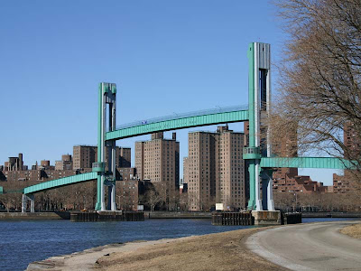 East River & Woodrow Wilson Houses