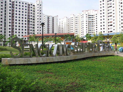 Sengkang New Town