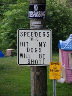 Funny Dog Signs (14) 5