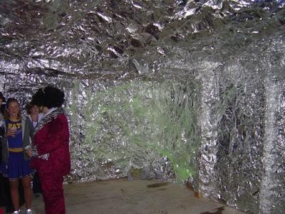 tinfoil room
